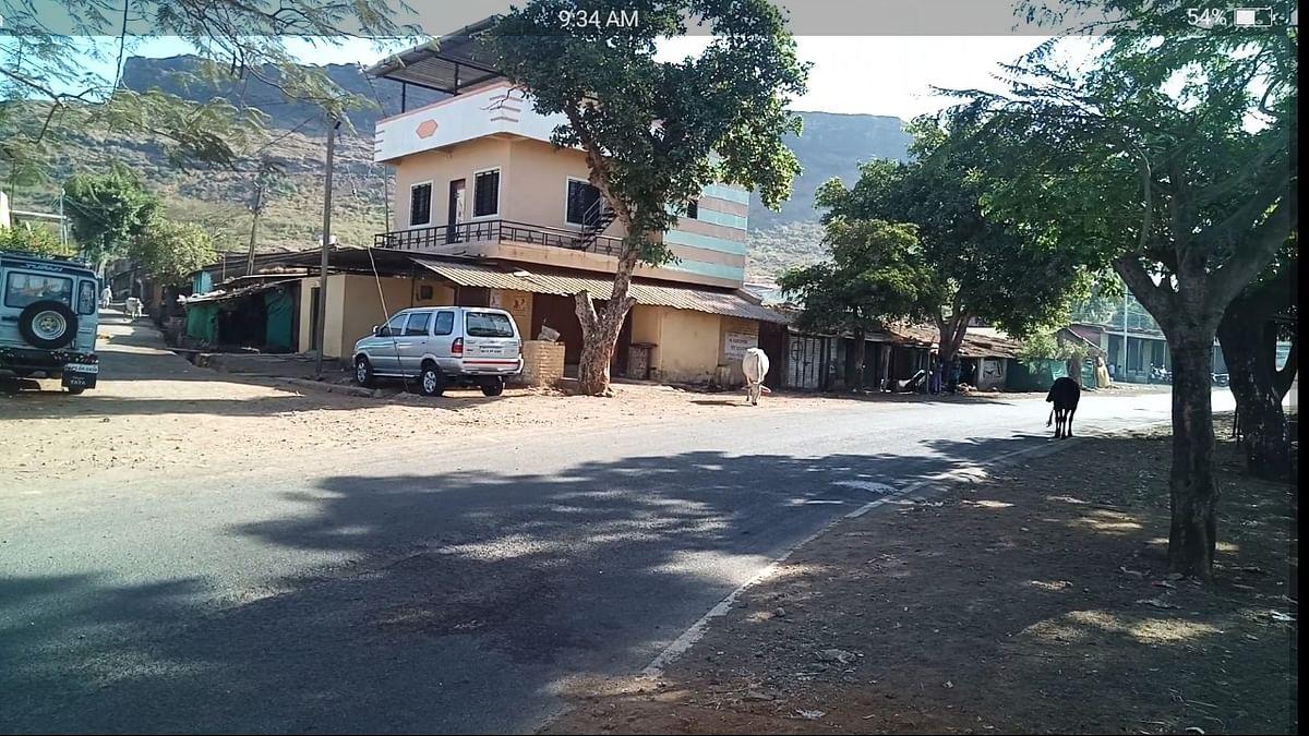 PhotoGallery : जिल्ह्यात कडकडीत बंद'; जनता कर्फ्यूला ग्रामीण भागातही उस्फुर्त प्रतिसाद