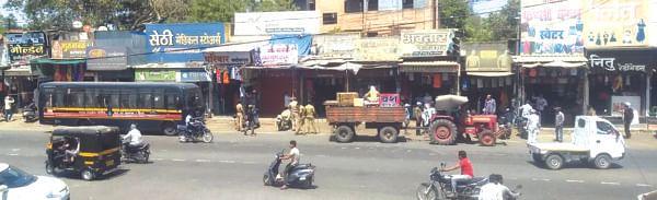 श्रीरामपुरात 16 जणांवर अतिक्रमण विभागाची कारवाई; दंड वसूल करणार
