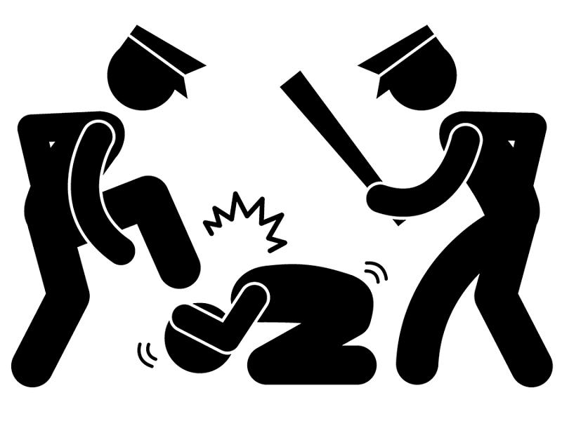 अंबड : टोळक्यास पकडण्यासाठी गेलेल्या पोलीसांना धक्काबुक्की