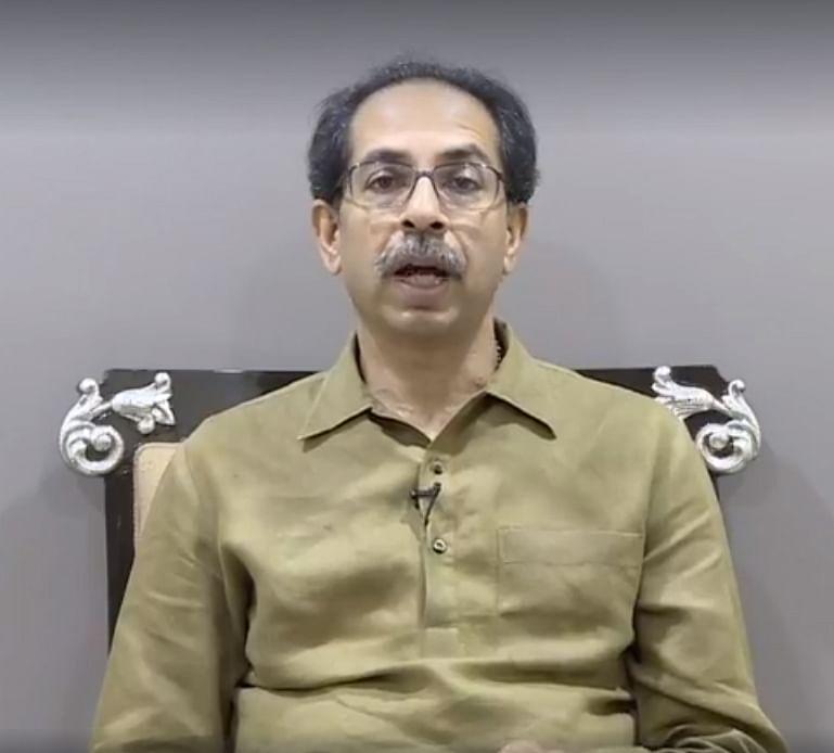 मुंबई : बाबासाहेबांनी विषमतेविरूद्ध लढा दिला, आपल्याला विषाणु विरूद्ध लढा द्यायचाय : मुख्यमंत्री
