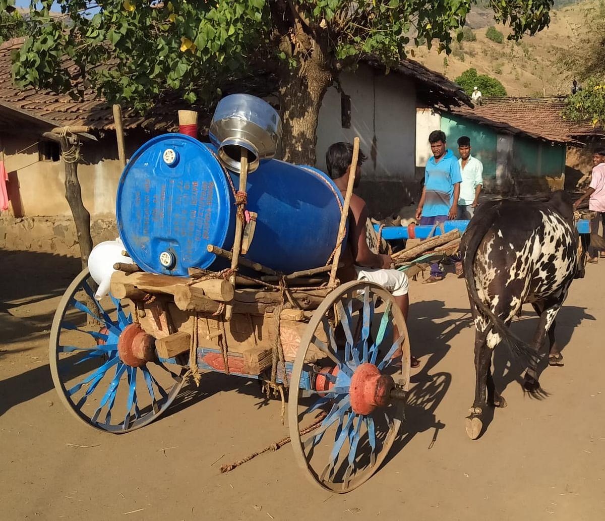 इगतपुरीत धरण उशाला कोरड घशाला; महाराष्ट्राच्या चेरापुंजीमध्ये जलसंकट