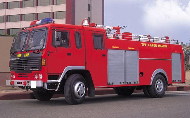 आगीच्या संकटकाळात पालिकेचे अग्निशामक नादुरुस्त !