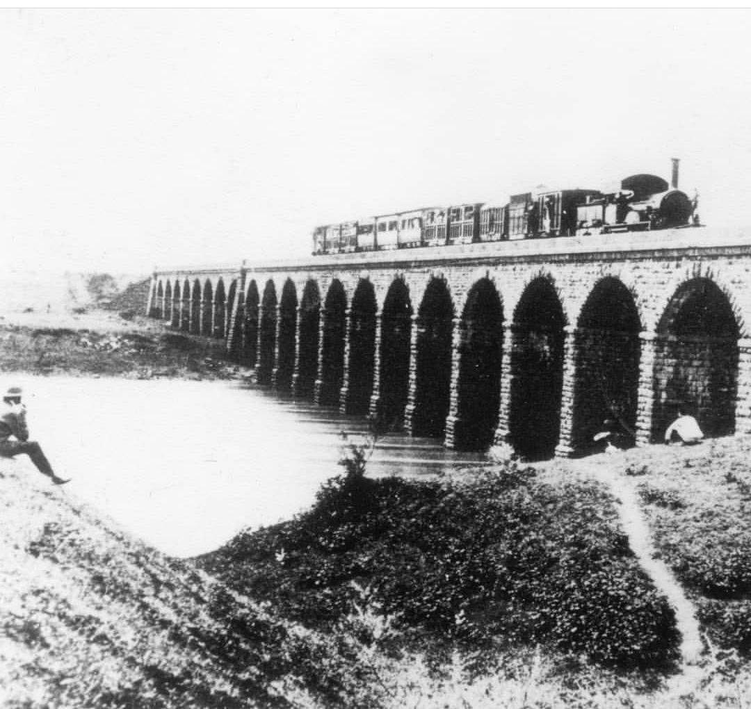 देशातील पहिल्या रेल्वेला १६७ वर्षं पूर्ण; पहिल्यांदा दीर्घ कालावधीसाठी रेल्वे बंद