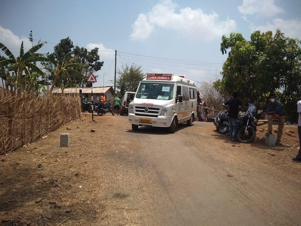 सुरगाणा : तळपाडा येथील करोना संक्रमित रुग्णाच्या संपर्कातील ३१ जण क्वारंटाइन