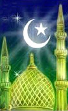 करोनामुळे पहिल्यांदाच मशिदी, रस्ते सुनेसुने, घराघरांत नमाज अदा