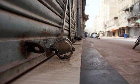 पाचेगावात किराणा दुकानाचे शटर फोडून चोरी
