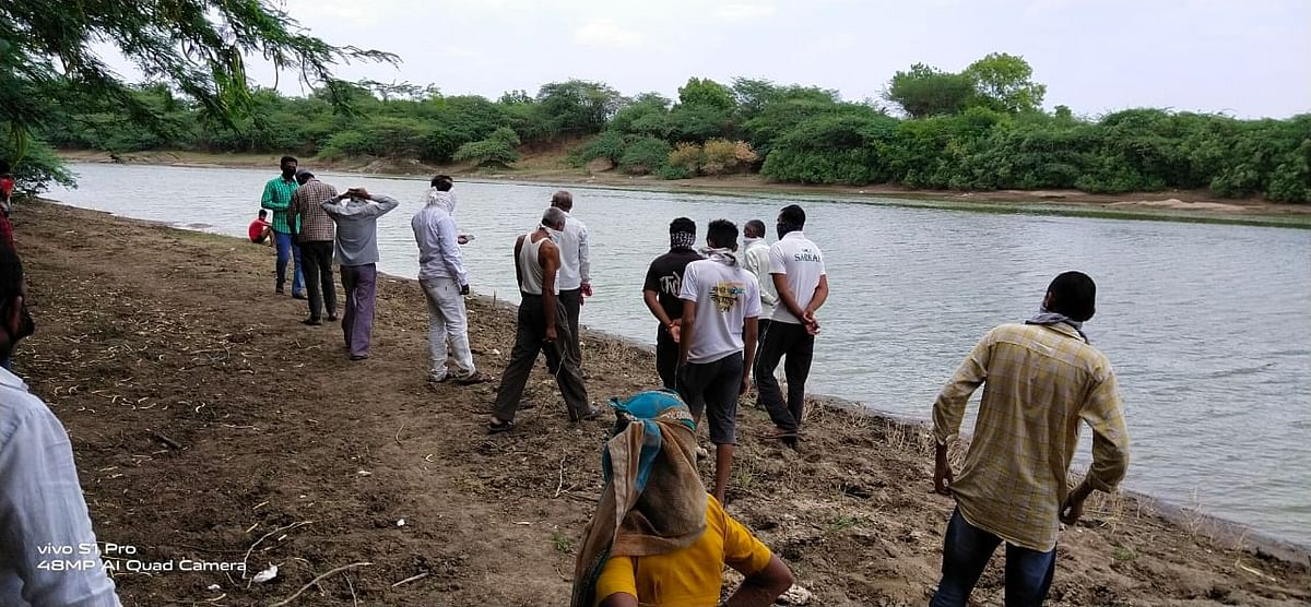 नेवासा – प्रवरा नदीमध्ये आढळला तरुणांचा मृतदेह