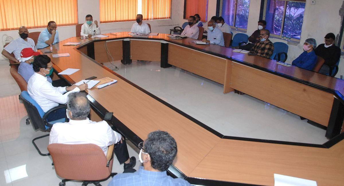 राज्यात आठ ते दहा दिवस पुरेल एवढाच रक्तसाठा उपलब्ध : डॉ. राजेंद्र शिंगणे