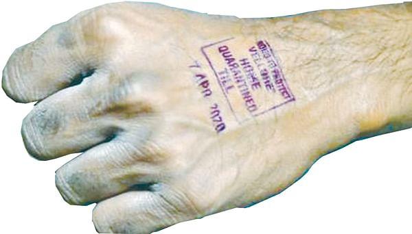 जळगाव : होम क्वॉरंटाईन केलेल्या व्यक्ती बाहेर फिरताना दिसल्यास होणार गुन्हे दाखल