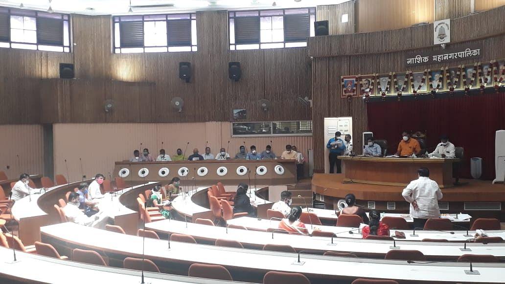 आयुक्तांच्या उपस्थितीत स्थायी समिती सभा; २ पुलांसह सुमारे ५० कोटींच्या विकास कामांना मंजुरी