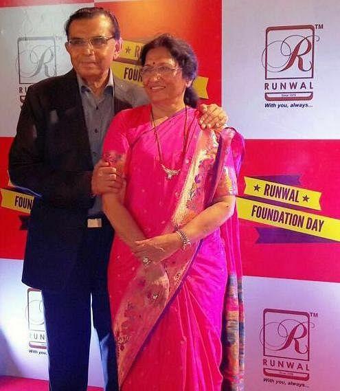 मुंबईतील रुणवाल परिवारातर्फे नामको हॉस्पिटलला ७७ लाखांची देणगी