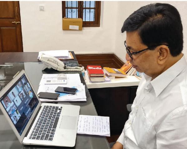 राज्यात अडकलेल्या मजूरांचा प्रवास खर्च महाराष्ट्र प्रदेश कॉँग्रेस कमिटी उचलणार – ना. थोरात