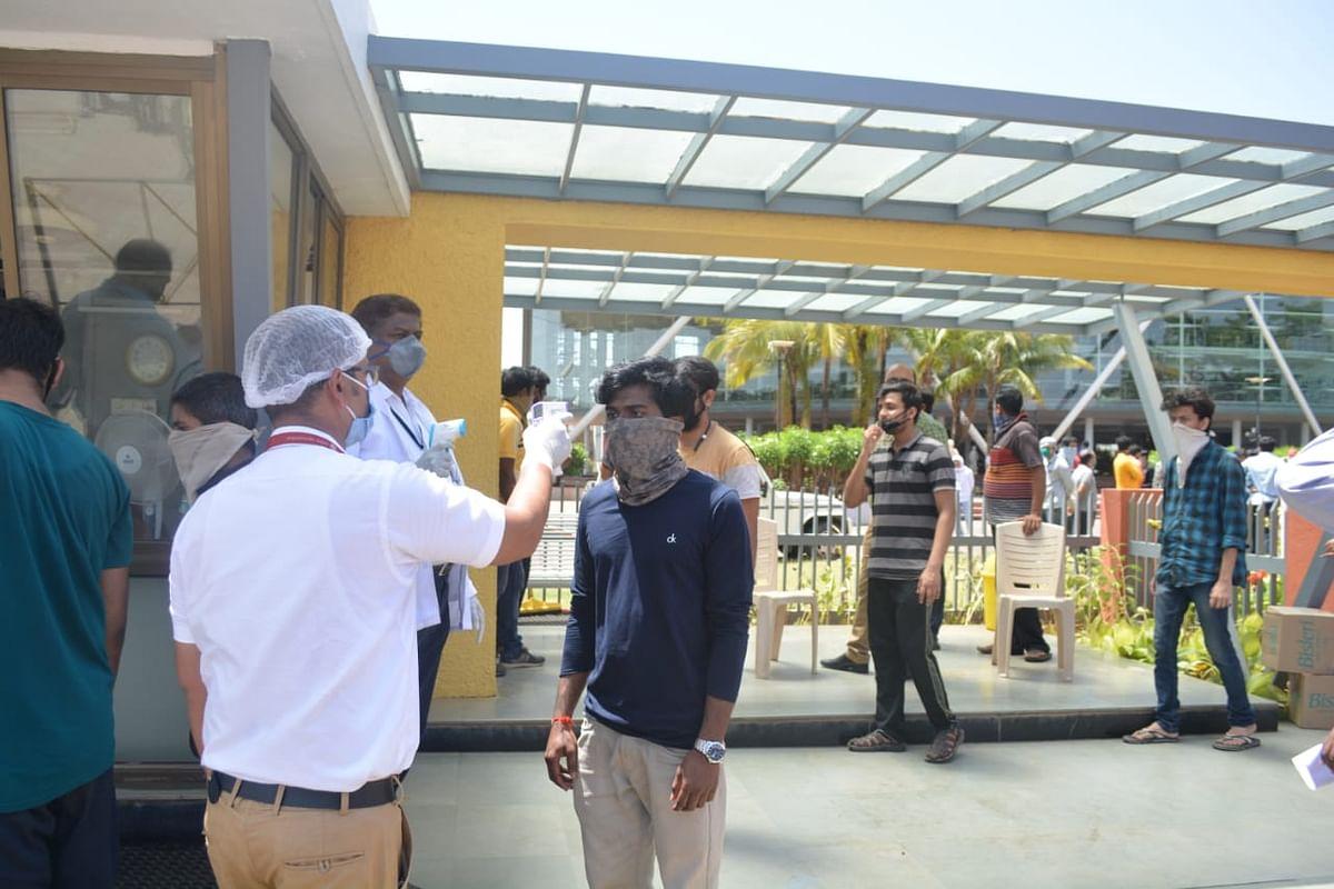 नाशिक : पंजाबच्या लव्हली युनिव्हर्सिटीत शिक्षण घेणारे विद्यार्थी सुखरूप मायभूमीत दाखल