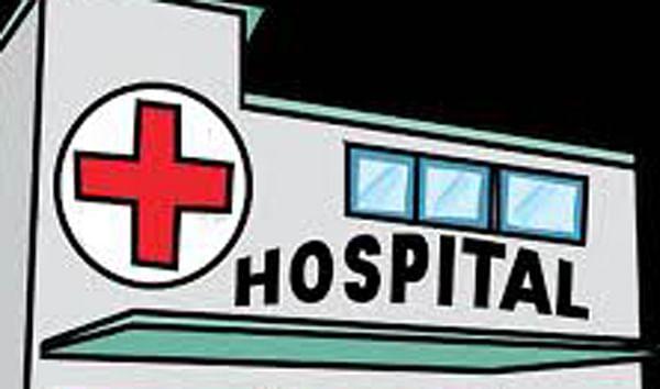 ग्रामीण रुग्णालयात उपचार बंद असल्याने गोरगरीब रुग्णांची हेळसांड