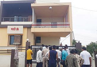 धुळे : चोरट्यांचा पोलिसाच्या घरावर डल्ला