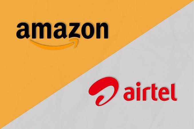 Jio ला टक्कर देण्यासाठी Airtel च्या मदतीला Amazon ?