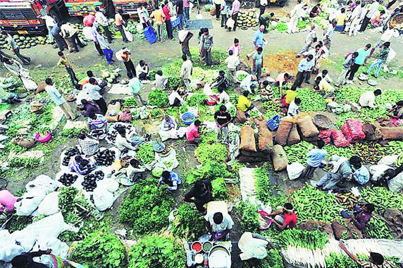 श्रीरामपूर बाजार समितीचे भाजीपाला-फळे मार्केट उद्यापासून तात्पुरते बंद