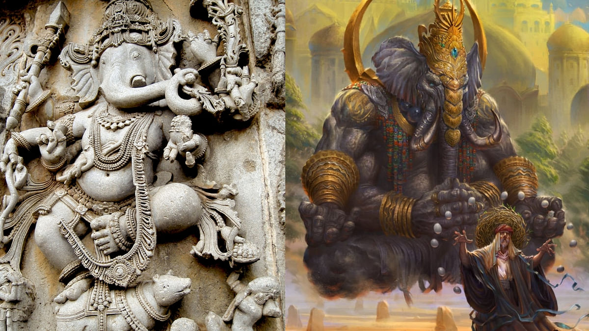The Cool Ganesha of the New-Age Surgeons of Sanatana Dharma