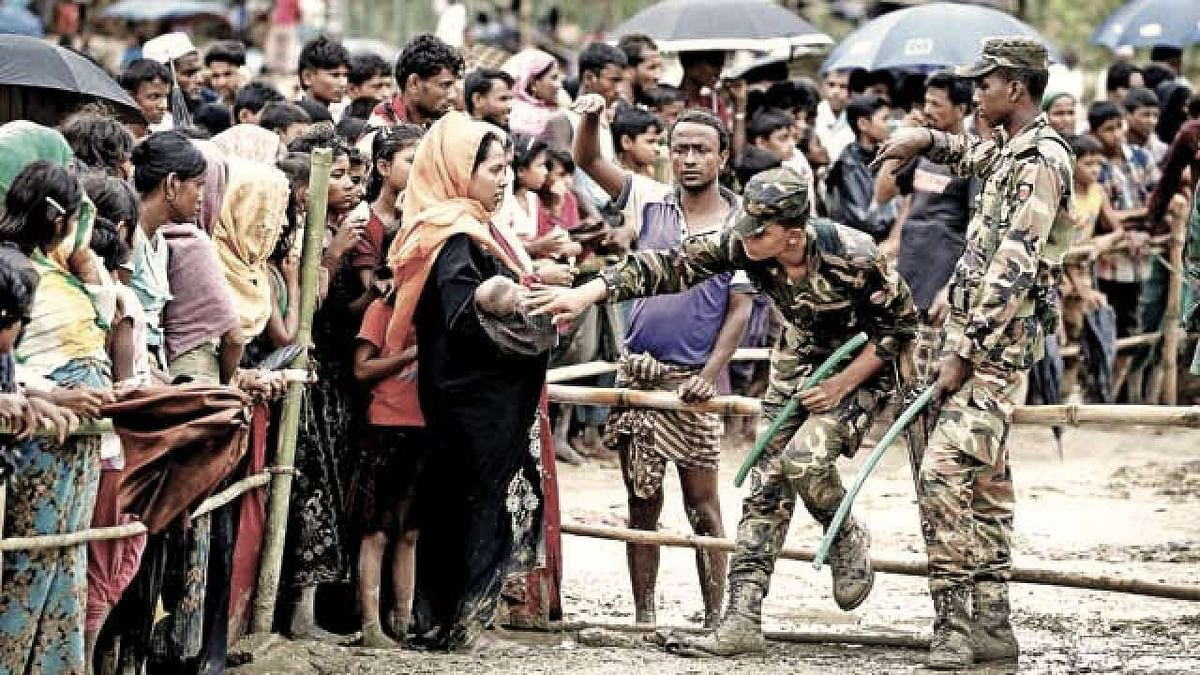 The Rohingya Infiltration in the North East: Current Situation