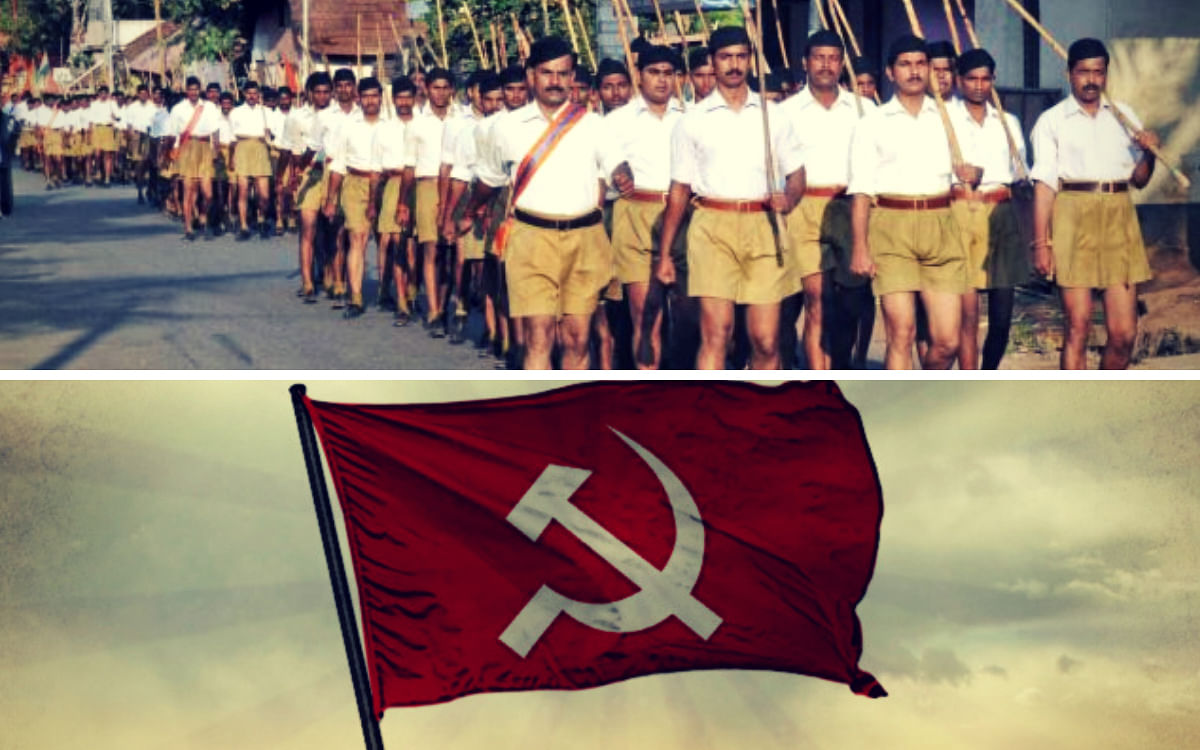 The RSS and the Communists in 2018: A Rough Retrospection