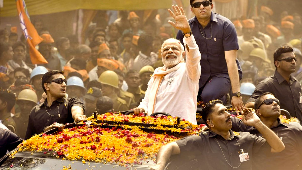 Narendra Modi Bombs Secularism into the Dustbin of Contemporary History