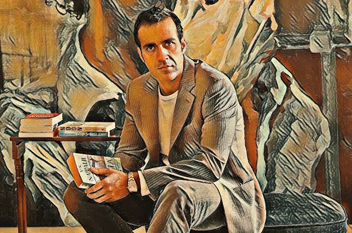 Lutyens Stenographer in Grief: The Irascible Rage of the Entitled Aatish Taseer