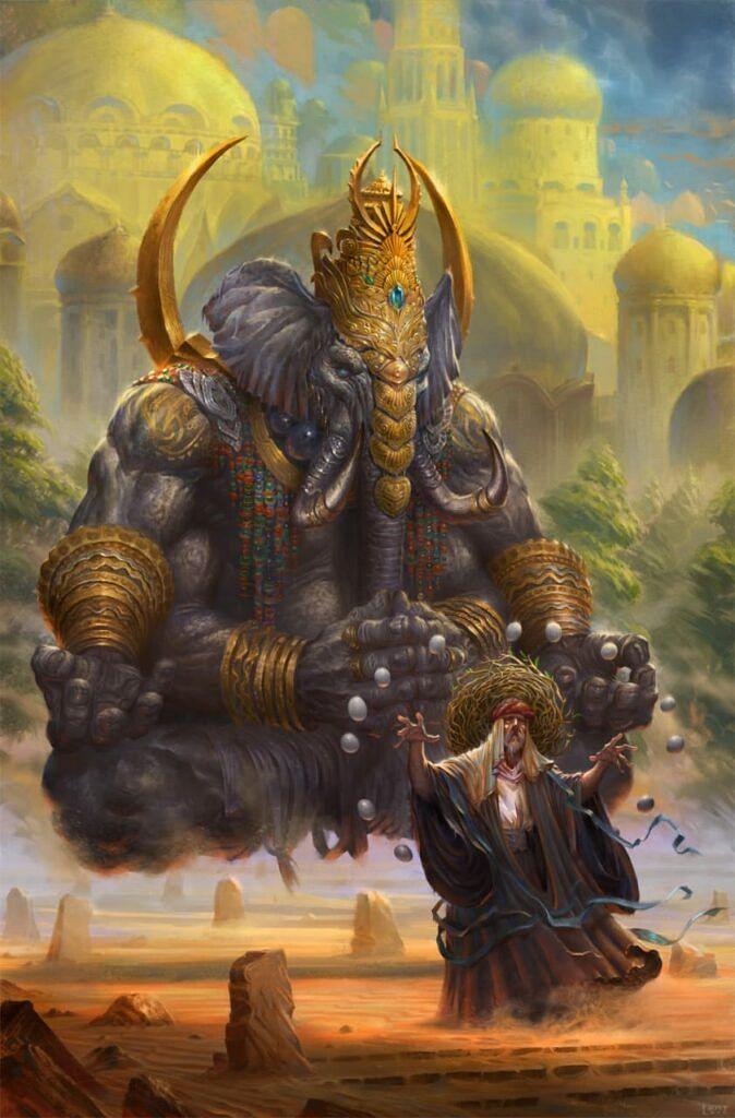 The Cool Ganesha of the New-Age Surgeons of Sanatana Dharma