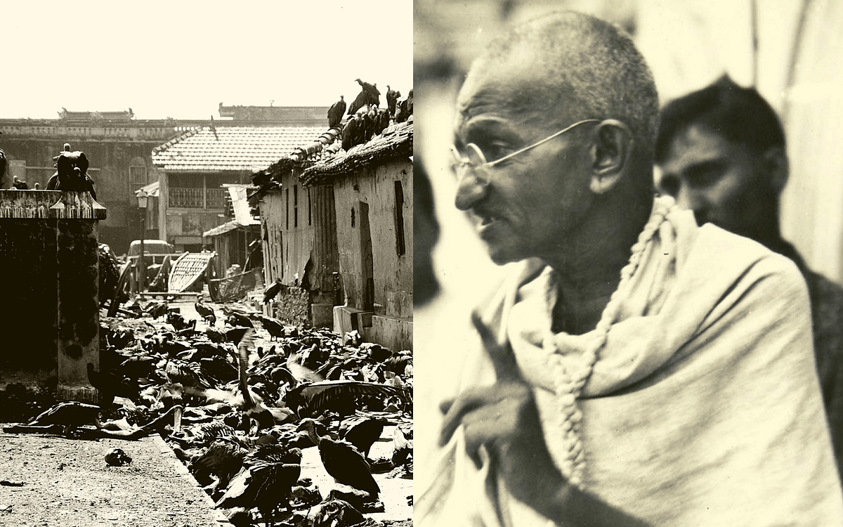 India's Independence was Secondary to Mohandas Gandhi: R.C. Majumdar Unmasks Gandhi