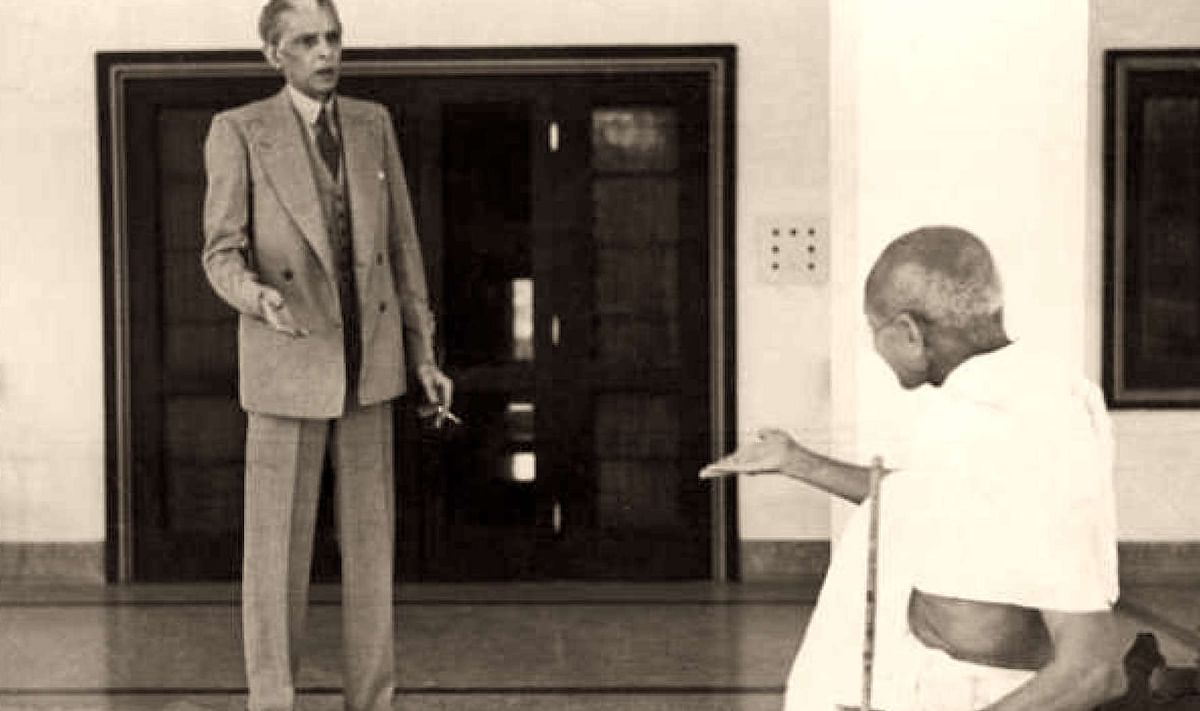 Jayadratha's Yudhishtiran Forgiveness Leads to Mohandas Gandhi's Blackmail of the Nehruvian Government
