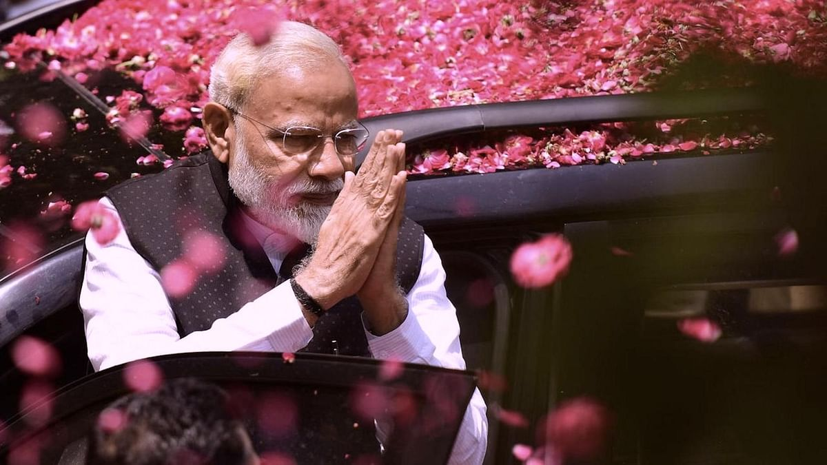 Welcome Back Prime Minister Narendra Modi: Bharatavarsha was Never in Doubt that you'll Return