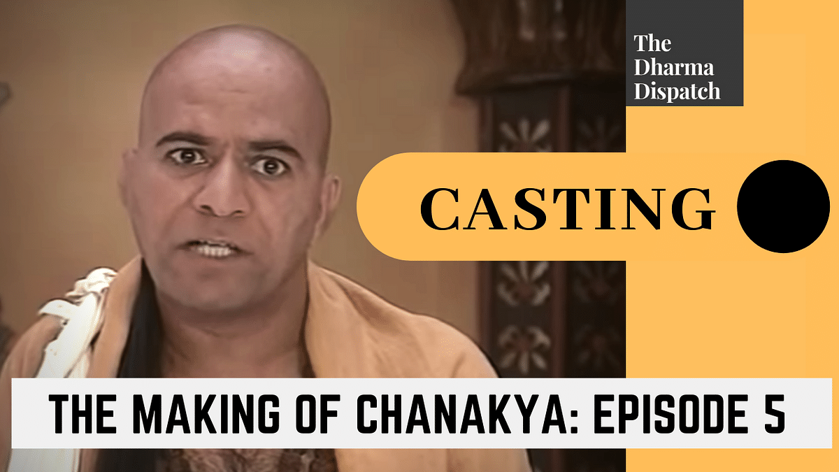 The Making of Chanakya: Episode 5: Casting and Plot Development