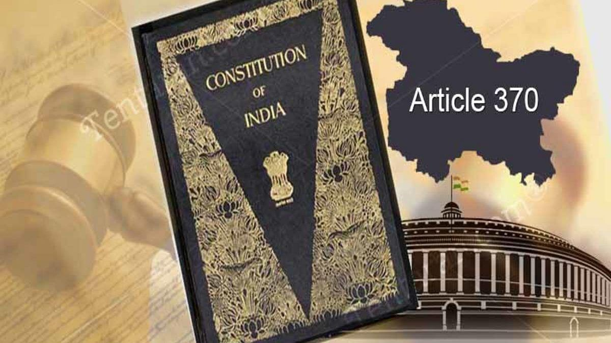 Article 370 Scrapped: Or How Arjuna is Casting Away Weakness