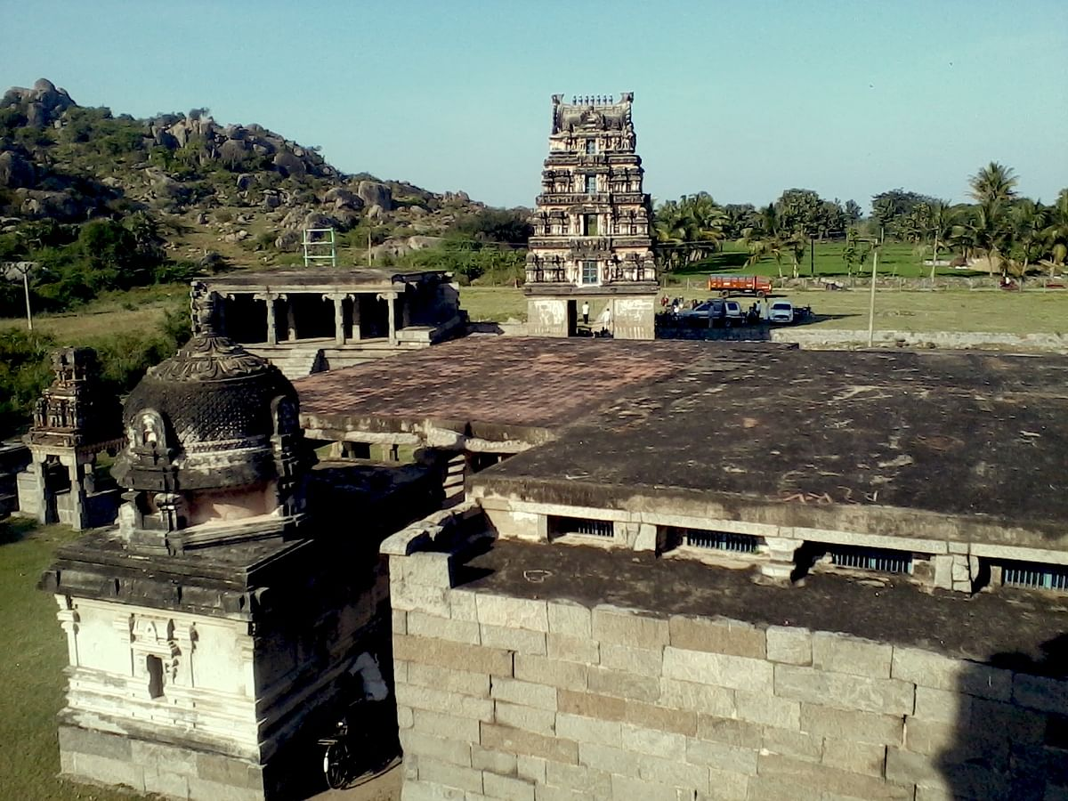 An Unknown Anecdote of an Old Woman and the Brihadeeshwara Temple