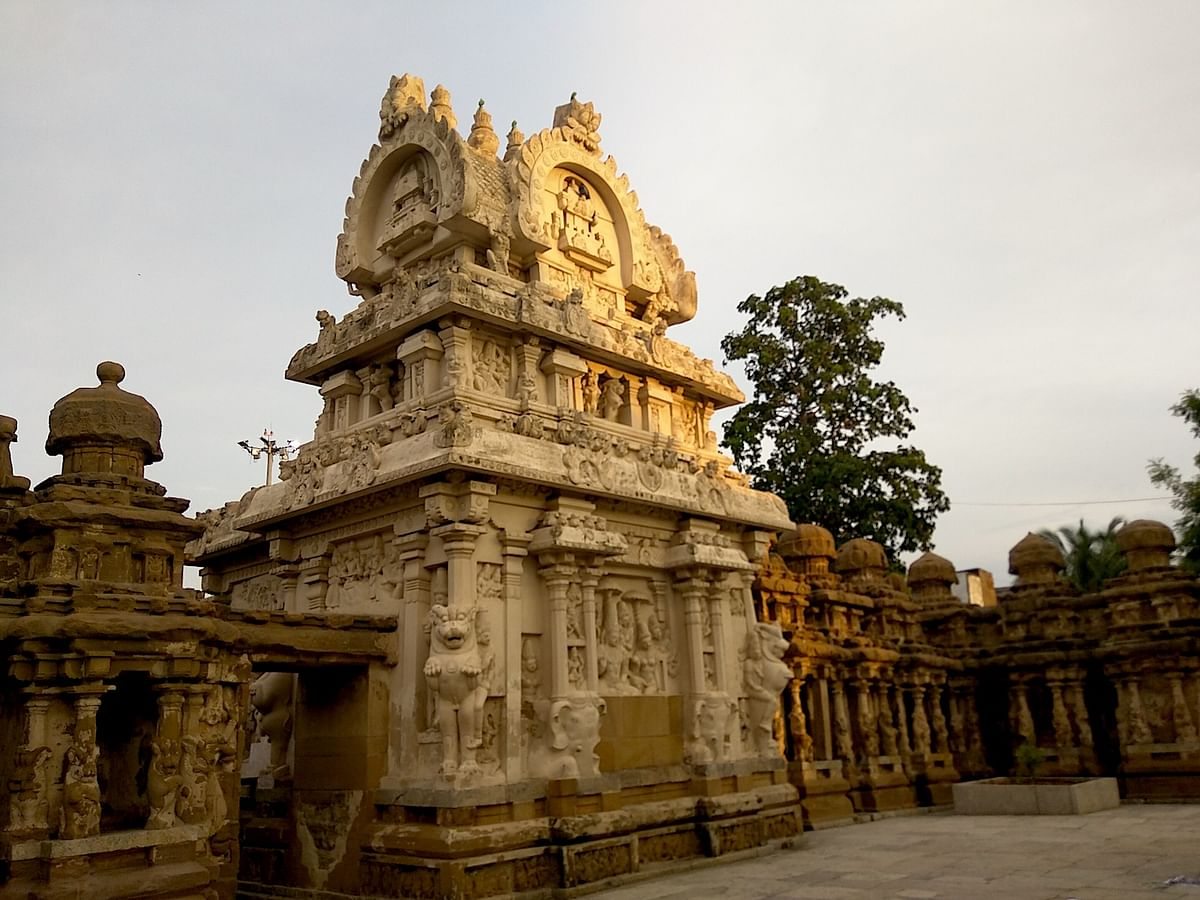 What is a Hindu Temple: A Brief Introduction
