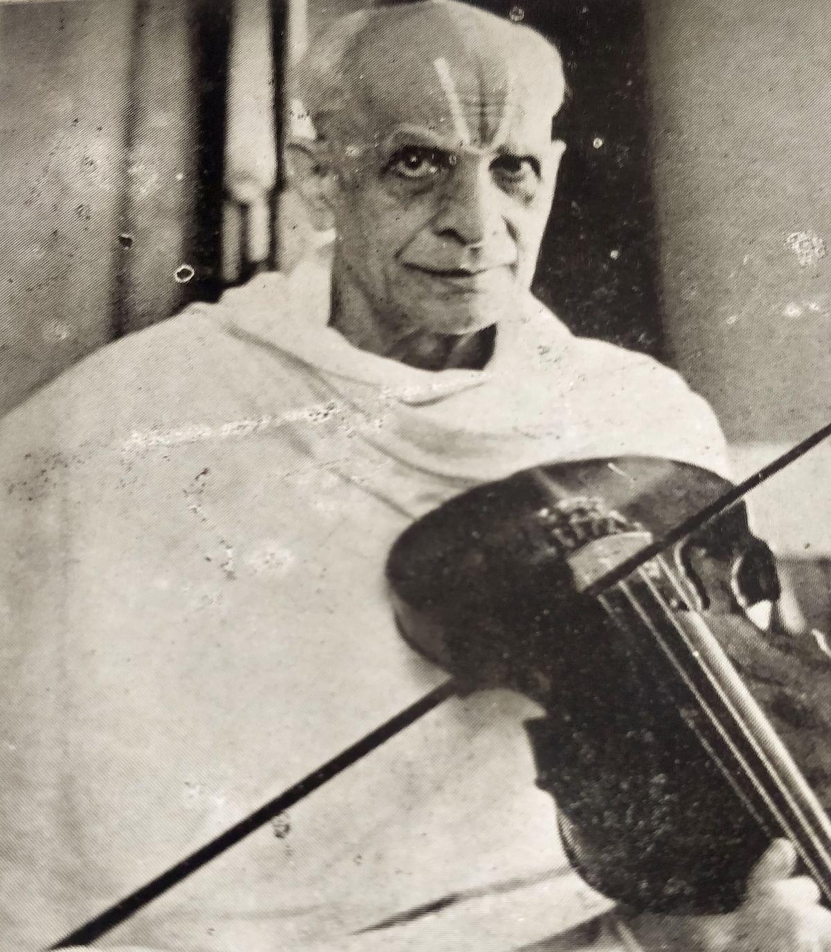 A Slice of Ramayana in Sri Rallapalli Anantakrishna Sarma's Life