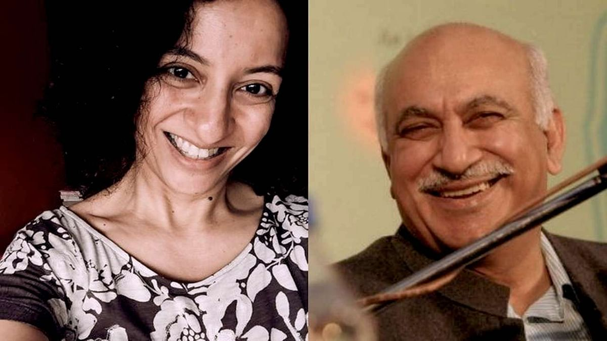 Dharma Poll: M J Akbar Sues Journalist Priya Ramani