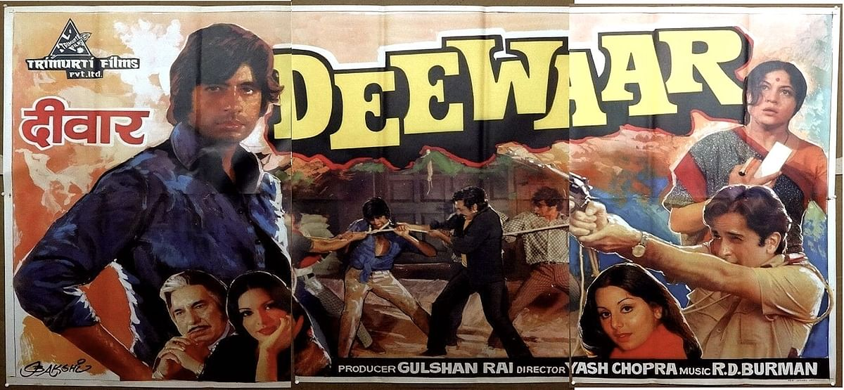 Deewaar: The Classic Cinematic Textbook Celebrating the Worst of Nehruvian Secularism and Communism: Part 2