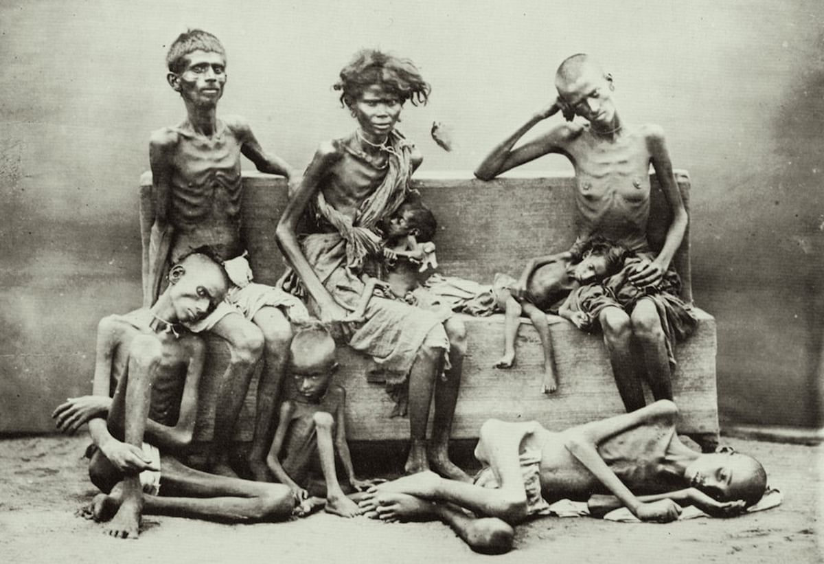 Podcast #79: How British Colonialism of India Created a Nation of Beggars