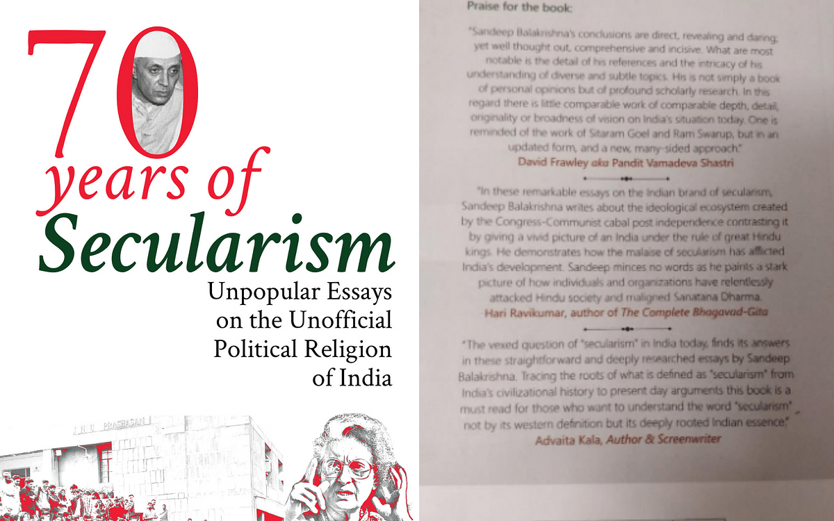 70 Years of Secularism: Book Review