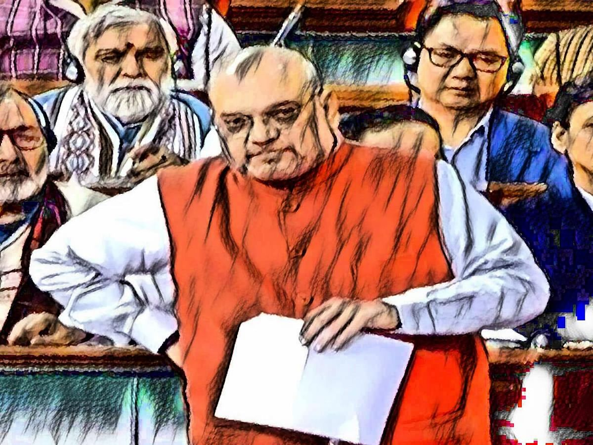 The Citizenship (Amendment) Bill, 2019: Or How Amit Shah Battered the Opposition like a Seasoned Boxer