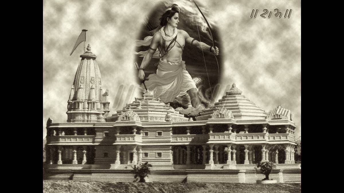 The Worst Nightmare of the Congress Party is the Building of the Ram Mandir at Ayodhya