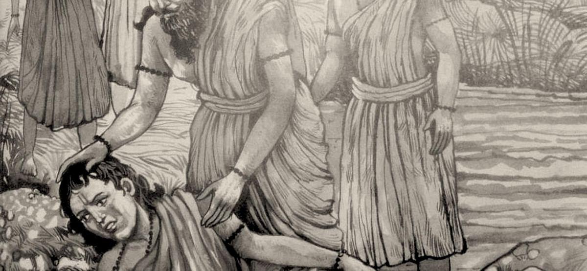 The Story of Uddalaka – Aruni