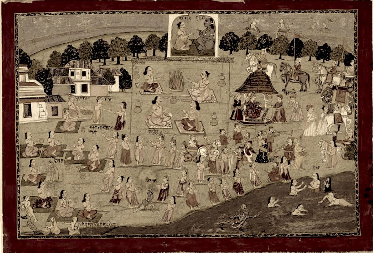 The Yajna Bhoomi of Bharatavarsha: Brahma, Kshatra and Hindu Temples