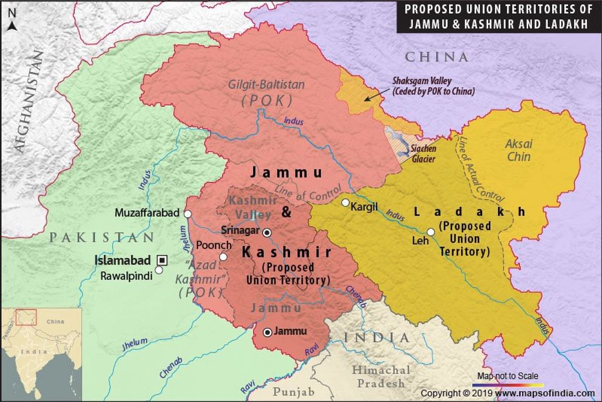 Abrogating Article 370: Will Pakistan Cease to Exist?