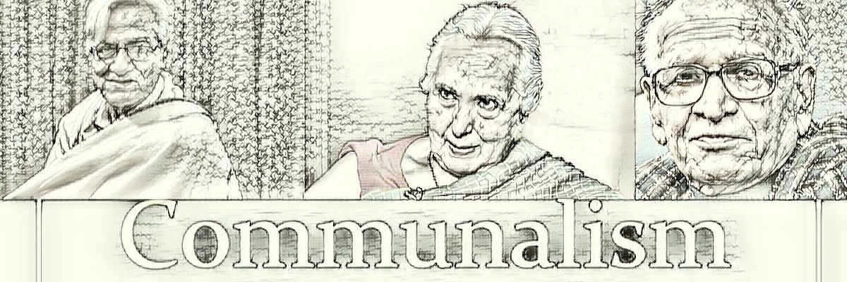 How to Become a Good Secularist:  Starring Romila Thapar, Harbans Mukhia and Bipan Chandra