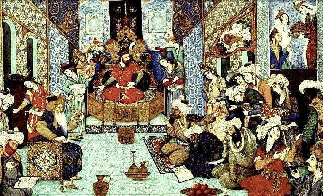 Court of Mahmud of Ghazni