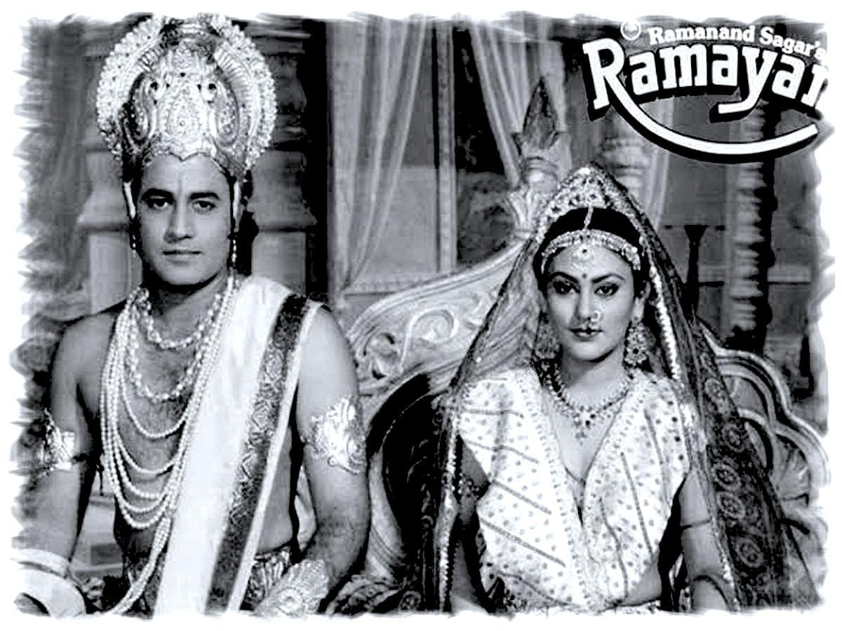 A Slice of Srimad Ramayana in Sri Rallapalli Anantakrishna Sarma's Life