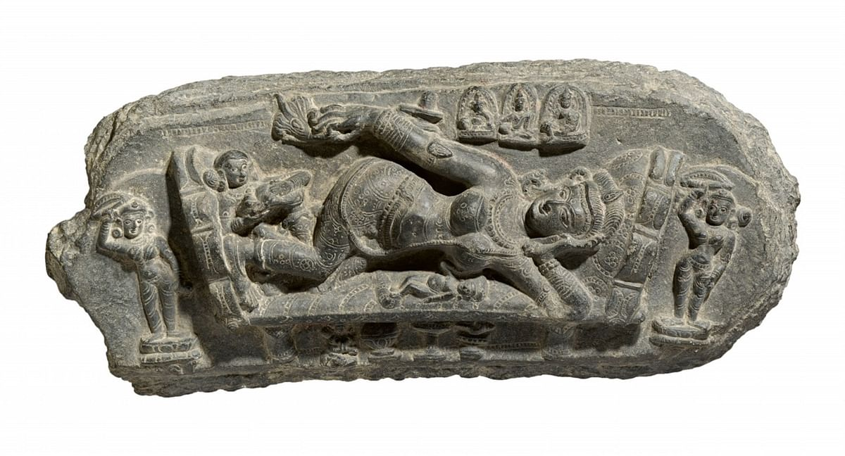 Shiva Murti Artefact from the Pala Period