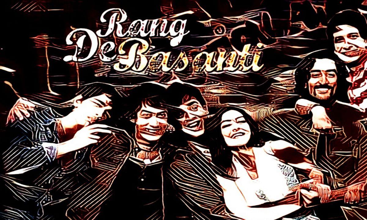 Revisiting the Radio Station in Rang De Basanti: A Case Study in Bollywood Communist Propaganda