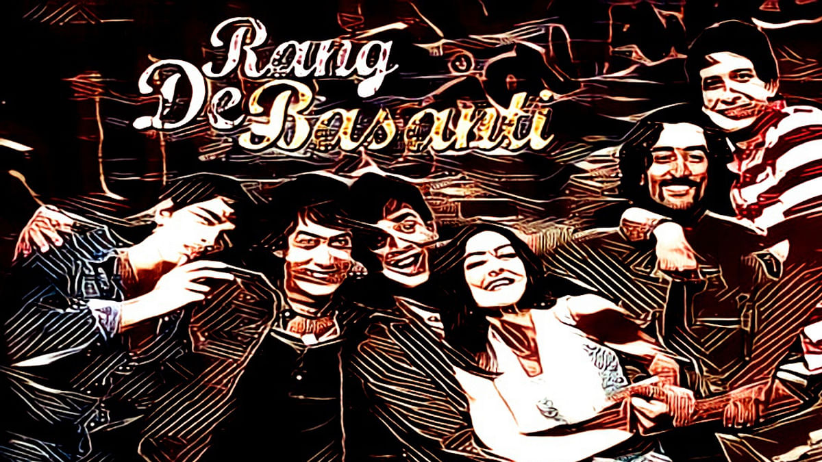 Revisiting the Radio Station in Rang De Basanti: A Case Study in Bollywood Communist Propaganda